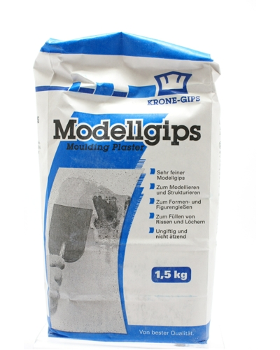 Model Gips - 1500 gram