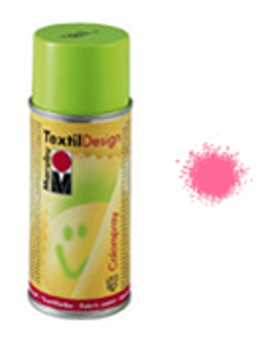 Marabu, TextilDesign Colorspray 033 roze