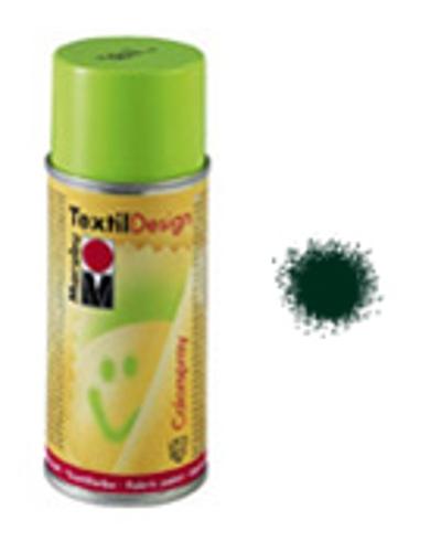 Marabu, TextilDesign Colorspray 075 dennengroen
