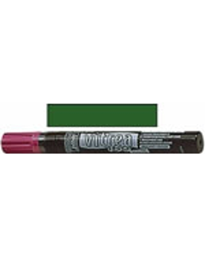 Pebeo vitrea 160 glasverfstift frosted licht groen