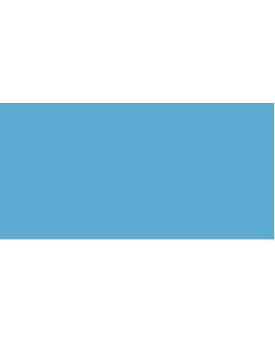 Textielverfstift plus, Marabu,  lichtblauw (090)