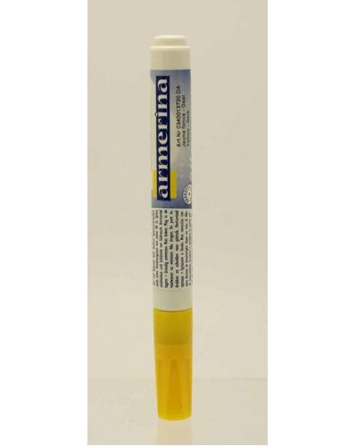 Porselein verfstift 720 donker geel