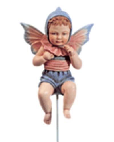 Flower Fairy Baby Vergeet Me Niet