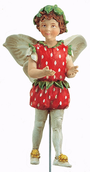 Flower Fairy Bosaardbei