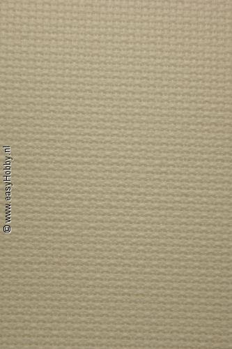 Aida handwerkstof 150 cm breed 5,5/cm kleur wit per 10 cm