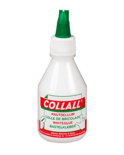 Collall knutsellijm uitwasbaar