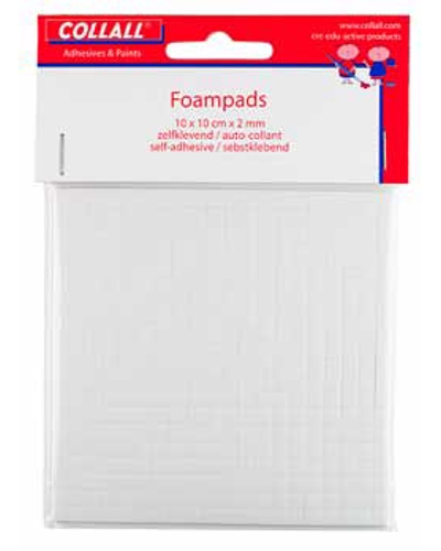 Collall Foampads 10mmx10mmx1mm