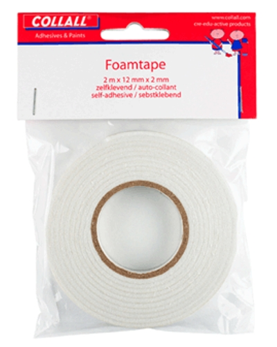 Collall Foamtape 2mtrx12mmx2mm