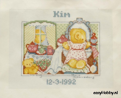 Geboortetegel, Kim