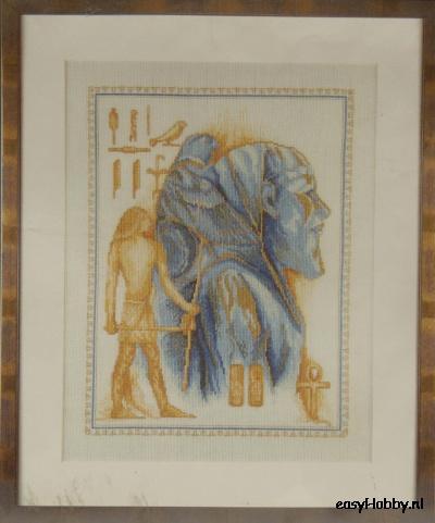 Egypte Koning Chefren