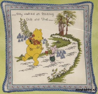 Winnie de Pooh kussenpakket