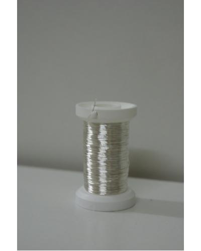 Zilverdraad 0,3 mm