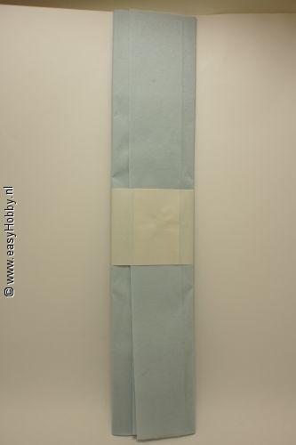 Crepepapier babyblauw - C29