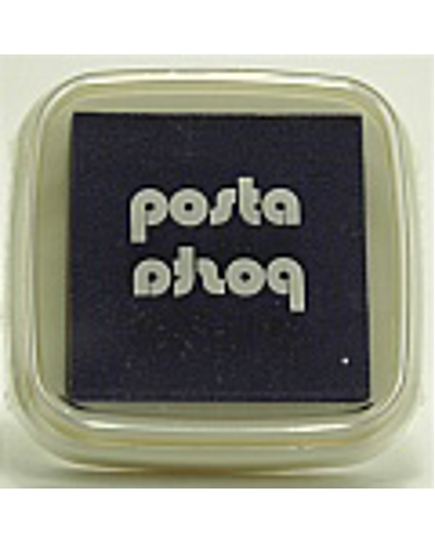 Stempelkussen kleur paars 4,5 cm