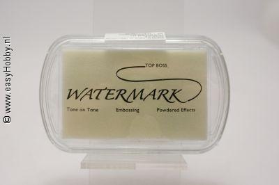 Watermark stempelkussen