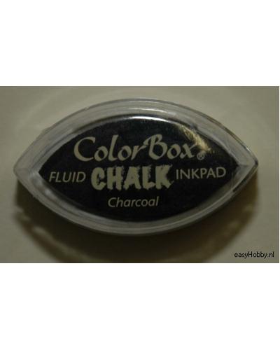 Stempelkussen color box chalk kleur houtskool