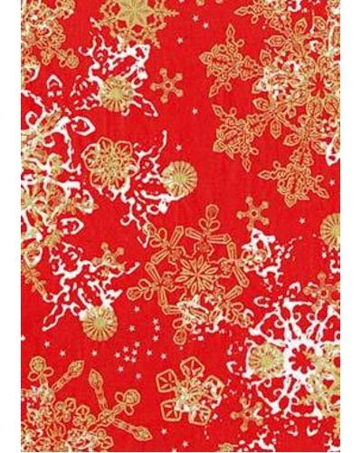Decopatchpapier  02 - 482 Kerstmotief