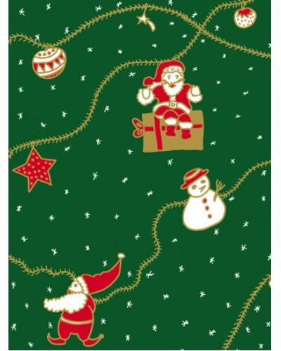 Decopatchpapier  28 - 819 Kerstmotief