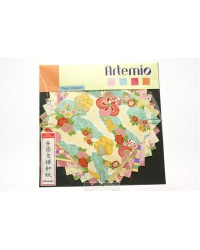 Japans Papier 15 x 15 cm