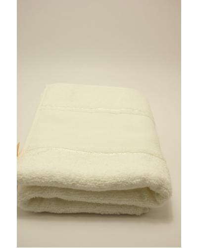 Handdoek 50 x 100 cm, kleur wit