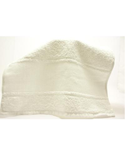 Gastendoekje 30 x 50 cm, kleur wit