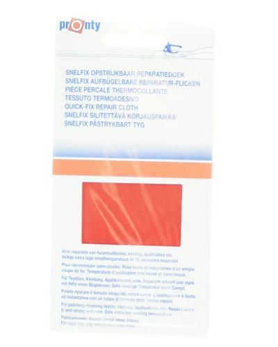 snelfix reparatiedoek, kleur 018  rood