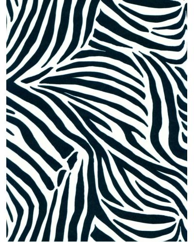 Decopatchpapier  87 - 429 zwart en wit