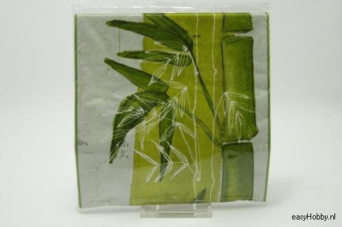 4 Servetten, Bamboe (79)