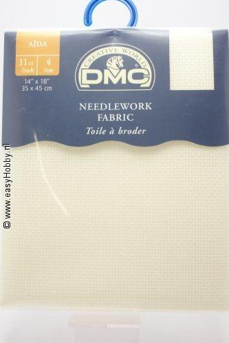 DMC handwerkstof aida ecru