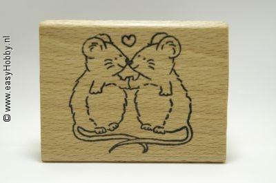 Stempel, Verliefde muizen