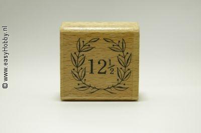 Stempel, Getal 12,5
