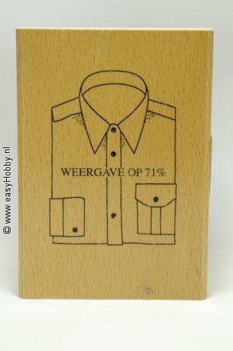 Stempel, Overhemd