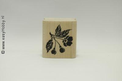 Stempel, Bloem Cherry Blossem-3