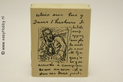 Stempel, Van Gogh met tekst