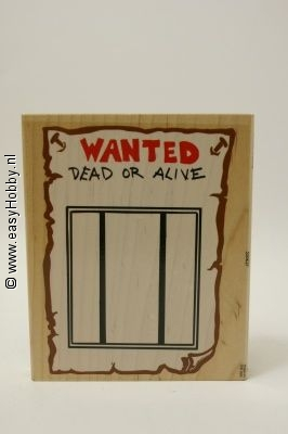 Stempel, Wanted dead or alive