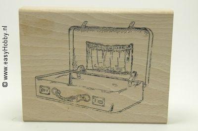 Stempel, Koffer