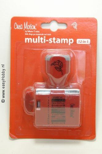 Stempel, Multi-stamp 12 in 1 - vakantie
