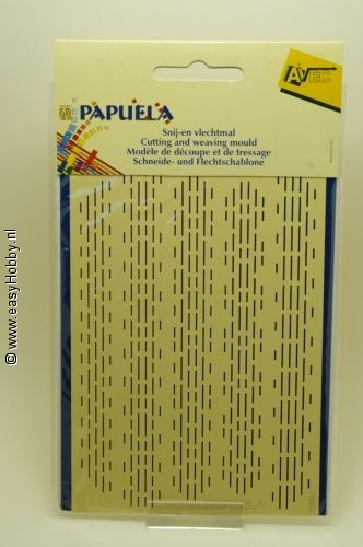 Papuela, Snij- en vlechtmal Rand  (PU0011)