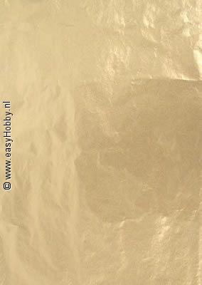 Decopatchpapier  1 - 229 goudkleurig