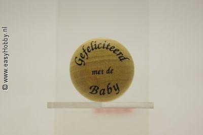 Stempel, Gefeliciteerd met de baby