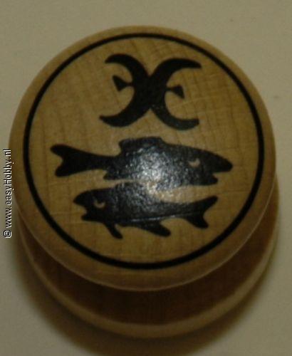 Stempel, Sterrenbeeld Vissen
