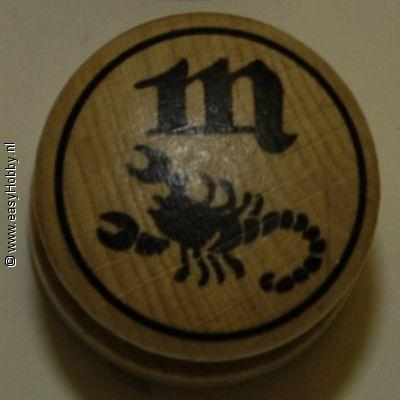 Stempel, Sterrenbeeld Schorpioen