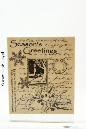 Stempel, season's greetings